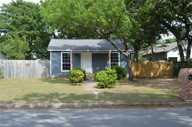 2900 Elinor Street, Fort Worth, TX 76111 (MLS #14562595) :: The Kimberly Davis Group