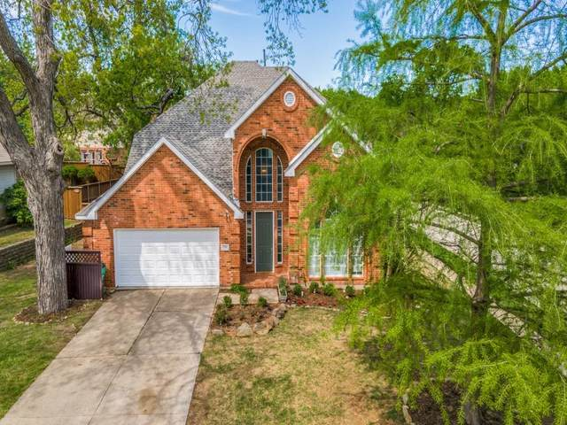 1300 Westmont Drive, Mckinney, TX 75072 (MLS #14562602) :: Wood Real Estate Group