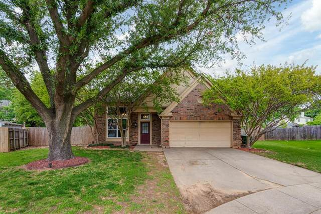 6869 Dogwood Court, North Richland Hills, TX 76182 (MLS #14562605) :: Wood Real Estate Group