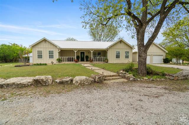 3000 4th Street, Brownwood, TX 76801 (MLS #14562607) :: Wood Real Estate Group