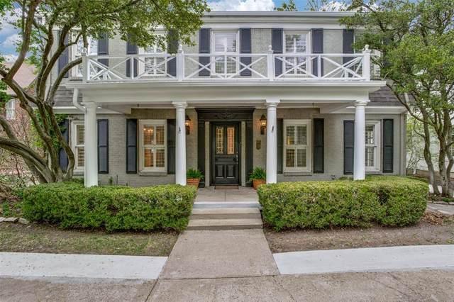 3828 Lovers Lane, University Park, TX 75225 (MLS #14562615) :: Wood Real Estate Group