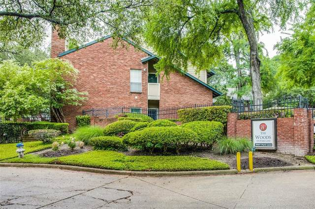 8601 Park Ln. #212, Dallas, TX 75231 (MLS #14562641) :: The Juli Black Team