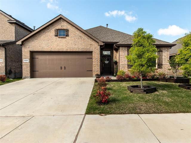 4004 Esker Drive, Fort Worth, TX 76137 (MLS #14562646) :: Team Hodnett