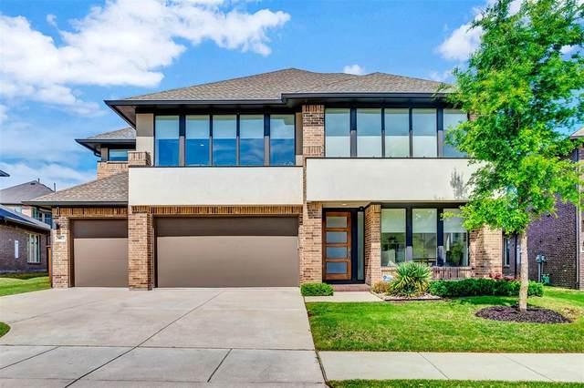 3683 Agnes Creek Drive, Frisco, TX 75034 (MLS #14562651) :: The Property Guys