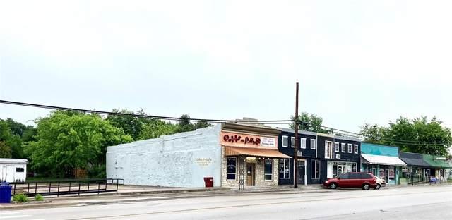 126 W Main Street, Quinlan, TX 75474 (MLS #14562669) :: Justin Bassett Realty