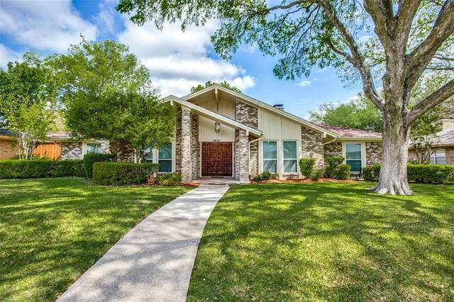 2313 Monticello Circle, Plano, TX 75075 (MLS #14562697) :: Wood Real Estate Group