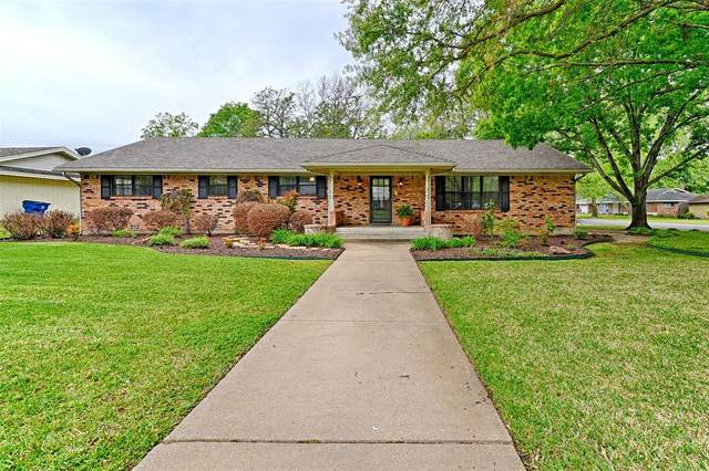 6300 Buena Vista Drive, Greenville, TX 75402 (MLS #14562708) :: Lyn L. Thomas Real Estate | Keller Williams Allen