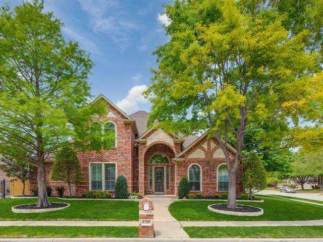 8309 Valley Oaks Drive, North Richland Hills, TX 76182 (MLS #14562735) :: Wood Real Estate Group