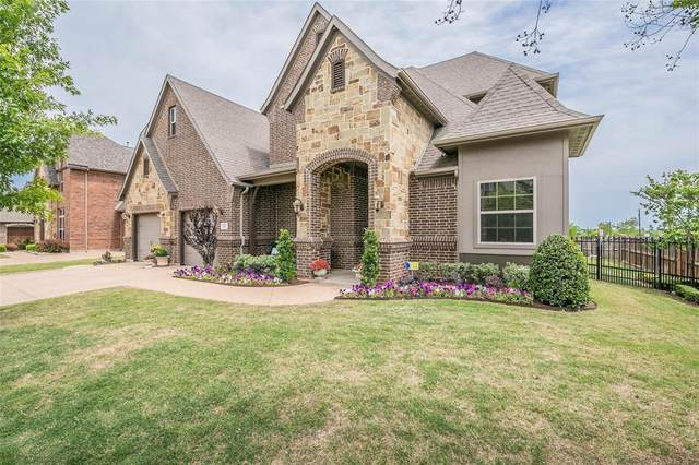 200 Cedar Rock Court, Mansfield, TX 76063 (MLS #14562785) :: Wood Real Estate Group