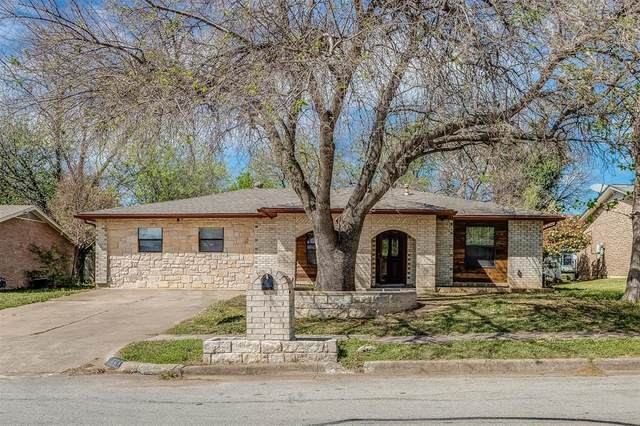 1807 Cottonwood Street, Arlington, TX 76014 (MLS #14562790) :: Wood Real Estate Group