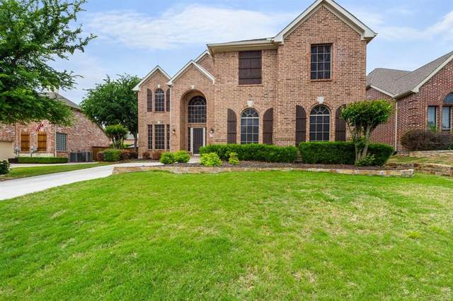 708 Hidden Woods Drive, Keller, TX 76248 (MLS #14562798) :: Wood Real Estate Group