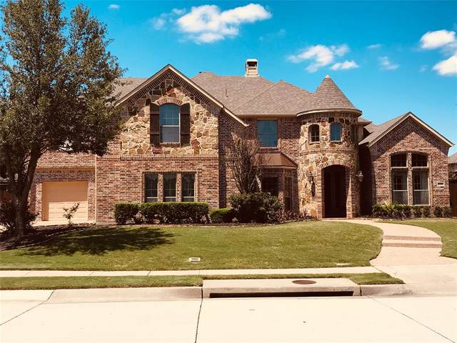 1321 Monticello Drive, Prosper, TX 75078 (MLS #14562803) :: Premier Properties Group of Keller Williams Realty