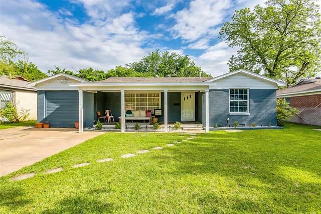 5608 Fursman Avenue, Fort Worth, TX 76114 (MLS #14562836) :: Real Estate By Design