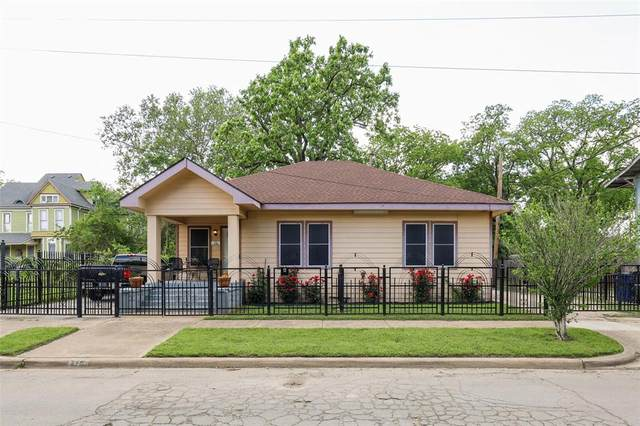 115 N Adams Avenue, Dallas, TX 75208 (MLS #14562845) :: Front Real Estate Co.