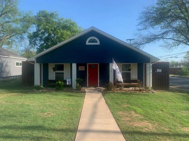 601 W Munson Street, Denison, TX 75020 (MLS #14562905) :: All Cities USA Realty