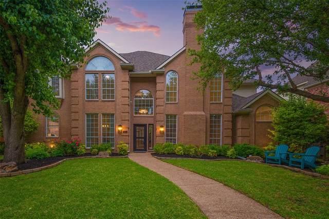 5937 Kensington Drive, Plano, TX 75093 (MLS #14562927) :: Wood Real Estate Group