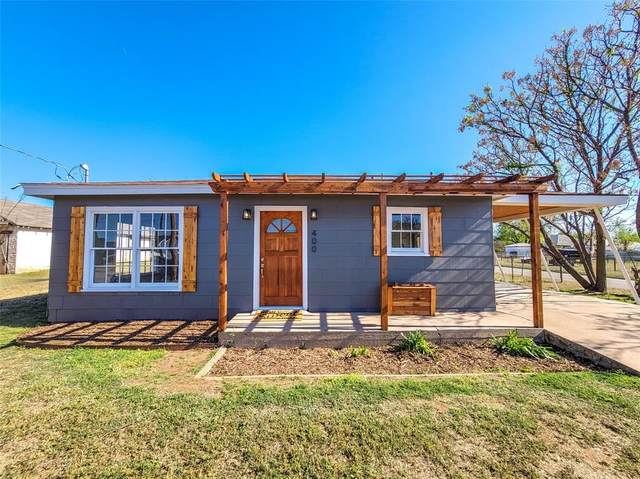 400 E Arkansas Avenue, Sweetwater, TX 79556 (MLS #14562933) :: Wood Real Estate Group
