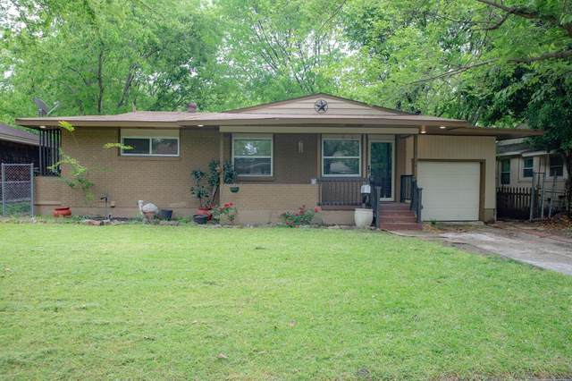 10226 Pinecrest Drive, Dallas, TX 75228 (MLS #14562942) :: Wood Real Estate Group
