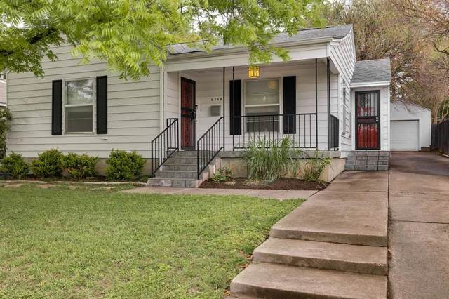 4708 Calmont Avenue, Fort Worth, TX 76107 (MLS #14562947) :: All Cities USA Realty
