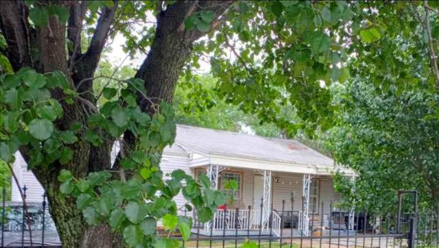 4321 Panola Avenue, Fort Worth, TX 76103 (MLS #14563000) :: Real Estate By Design