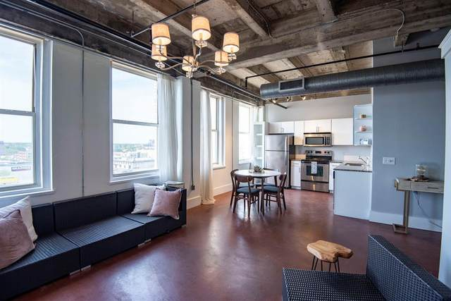 221 W Lancaster Avenue #7007, Fort Worth, TX 76102 (MLS #14563005) :: The Kimberly Davis Group