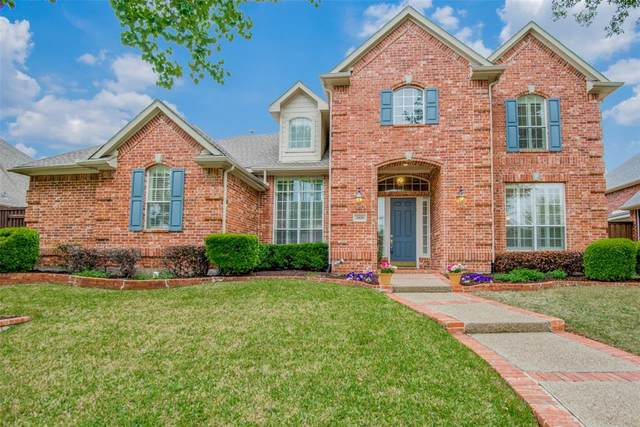 3829 Brookfield Drive, Plano, TX 75025 (MLS #14563023) :: Wood Real Estate Group