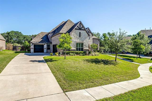 917 Bellstone Drive, Keller, TX 76248 (MLS #14563036) :: The Kimberly Davis Group