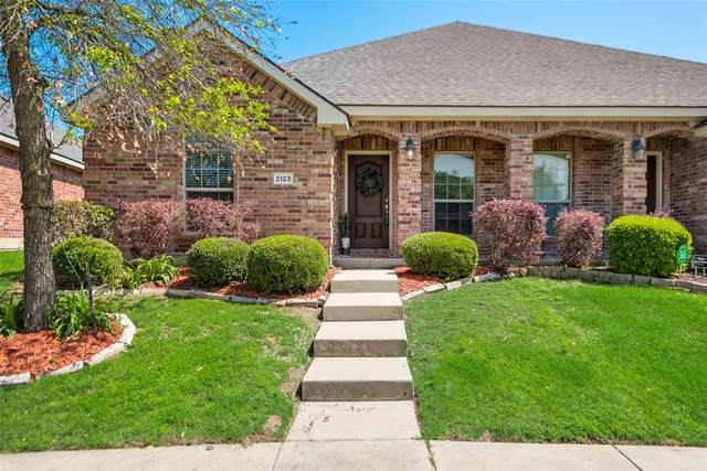 2123 Colby Lane, Wylie, TX 75098 (MLS #14563038) :: All Cities USA Realty