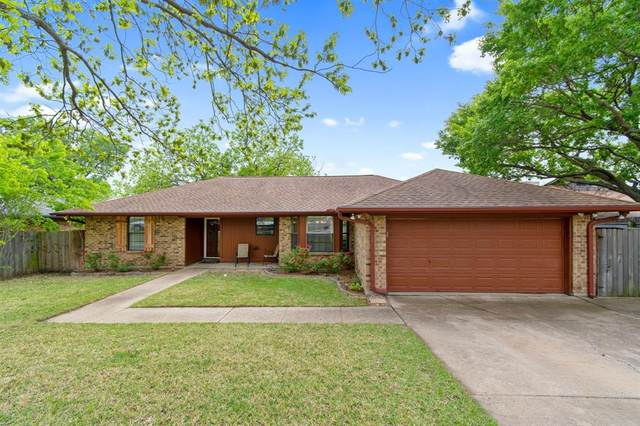 313 Meadowhill Drive, Benbrook, TX 76126 (MLS #14563078) :: Wood Real Estate Group