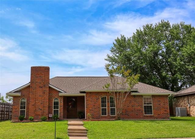 106 Windsor Drive, Wylie, TX 75098 (MLS #14563082) :: Wood Real Estate Group