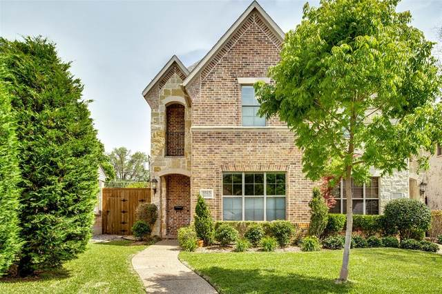 5515 Matalee Avenue, Dallas, TX 75206 (MLS #14563091) :: Wood Real Estate Group