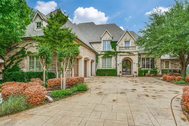 6080 Bellevue Place, Frisco, TX 75034 (MLS #14563099) :: Wood Real Estate Group