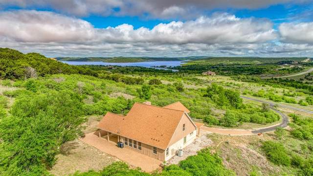1232 N Canyon Wren Loop, Possum Kingdom Lake, TX 76449 (MLS #14563115) :: RE/MAX Landmark