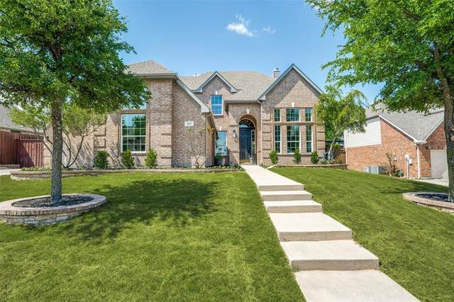 631 Bear Creek Drive, Prosper, TX 75078 (MLS #14563182) :: Premier Properties Group of Keller Williams Realty