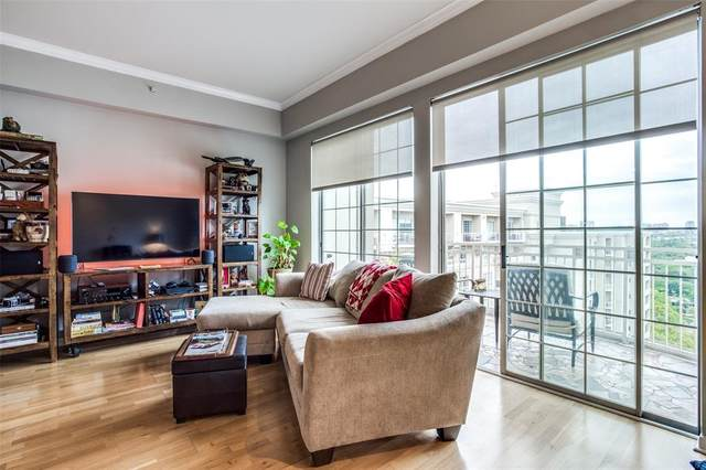 3225 Turtle Creek Boulevard #1621, Dallas, TX 75219 (MLS #14563188) :: The Kimberly Davis Group