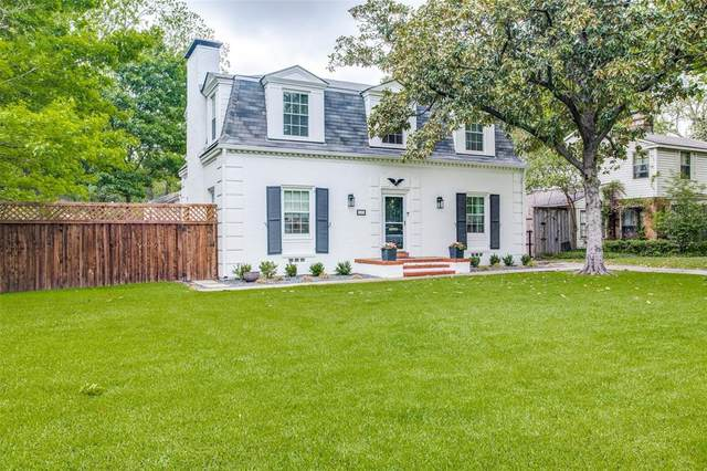 6515 Robin Road, Dallas, TX 75209 (MLS #14563207) :: Wood Real Estate Group