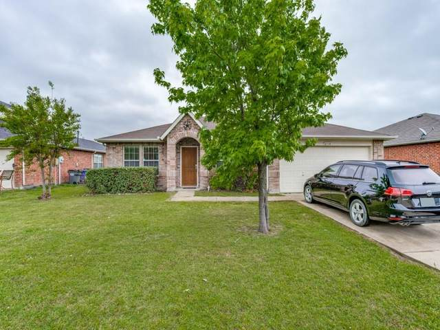 2110 Rose May Drive, Forney, TX 75126 (MLS #14563220) :: Wood Real Estate Group