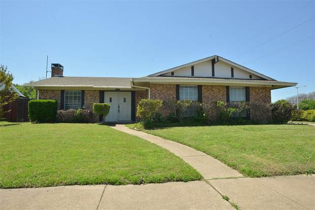 2925 Golden Meadow Drive, Garland, TX 75044 (MLS #14563241) :: Wood Real Estate Group