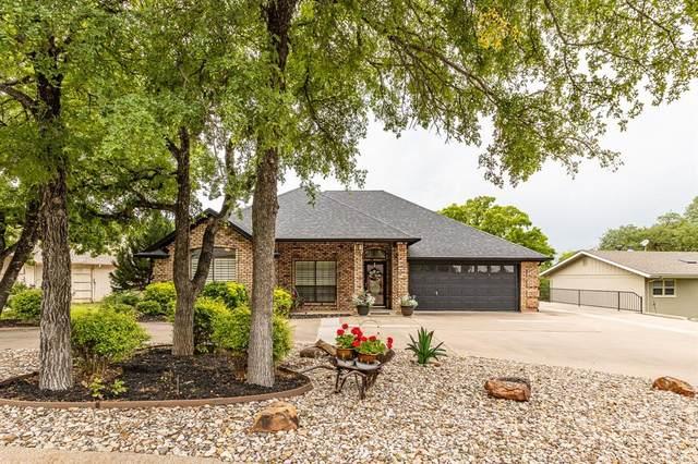 4005 Cimmaron Trail, Granbury, TX 76049 (MLS #14563255) :: Team Hodnett
