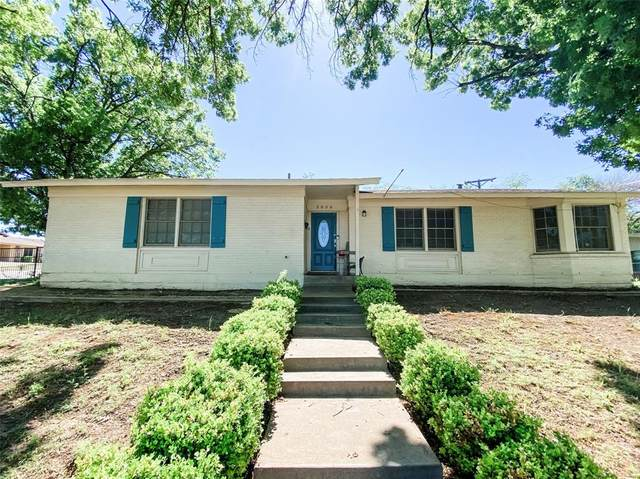3056 San Marcos Drive, Fort Worth, TX 76116 (MLS #14563262) :: Wood Real Estate Group