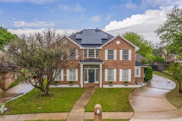 106 Glasgow Court, Highland Village, TX 75077 (MLS #14563297) :: Wood Real Estate Group