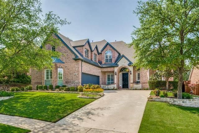 4661 Mariner Drive, Frisco, TX 75034 (MLS #14563332) :: The Kimberly Davis Group
