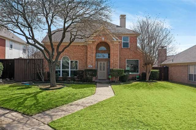 210 Dorsett Court, Irving, TX 75063 (MLS #14563349) :: The Kimberly Davis Group