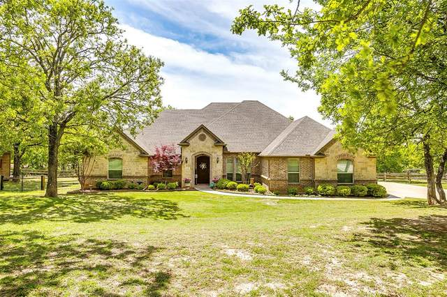 117 Overton Ridge Circle, Weatherford, TX 76088 (MLS #14563373) :: The Chad Smith Team