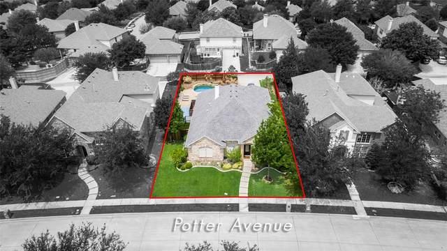 1050 Potter Avenue, Rockwall, TX 75087 (MLS #14563379) :: Wood Real Estate Group