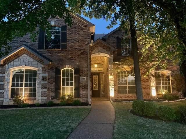 3330 Castlewood Boulevard, Highland Village, TX 75077 (MLS #14563390) :: Team Tiller