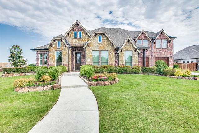 1121 Vista Run Drive, Prosper, TX 75078 (MLS #14563397) :: Wood Real Estate Group