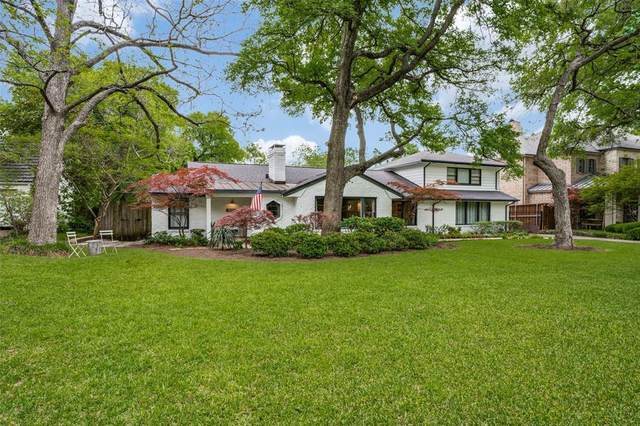 8130 San Benito Way, Dallas, TX 75218 (MLS #14563411) :: Wood Real Estate Group