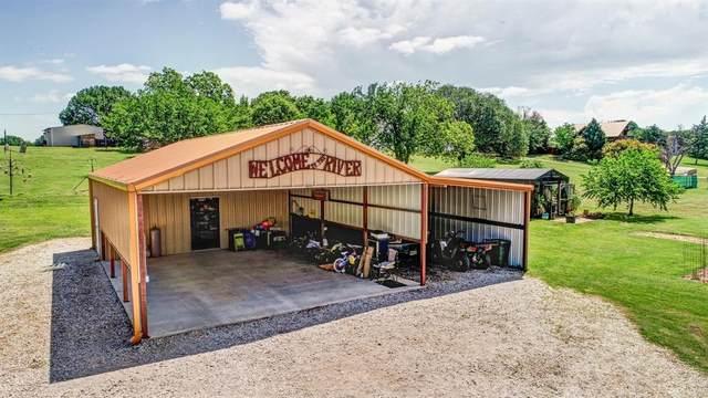 800 River View Road, Millsap, TX 76066 (MLS #14563421) :: The Mauelshagen Group