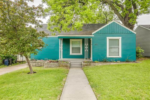 4105 Lovell Avenue, Fort Worth, TX 76107 (MLS #14563440) :: Wood Real Estate Group